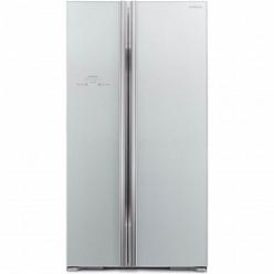 Холодильник с морозильной камерой 250 литров Hitachi R-S702PU2GS