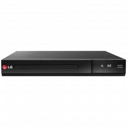 DVD плеер без поддержки 3D LG DP132