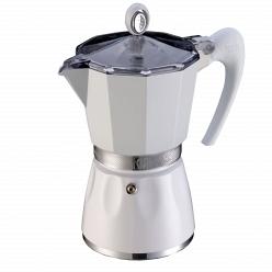 Кофеварка G.A.T 103809 BELLA белая