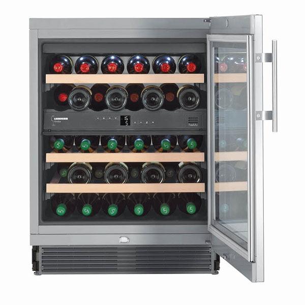 Встраиваемый винный шкаф Liebherr UWTes 1672-20 фото