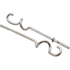 Венчик крюк, комплект (E700-345)
