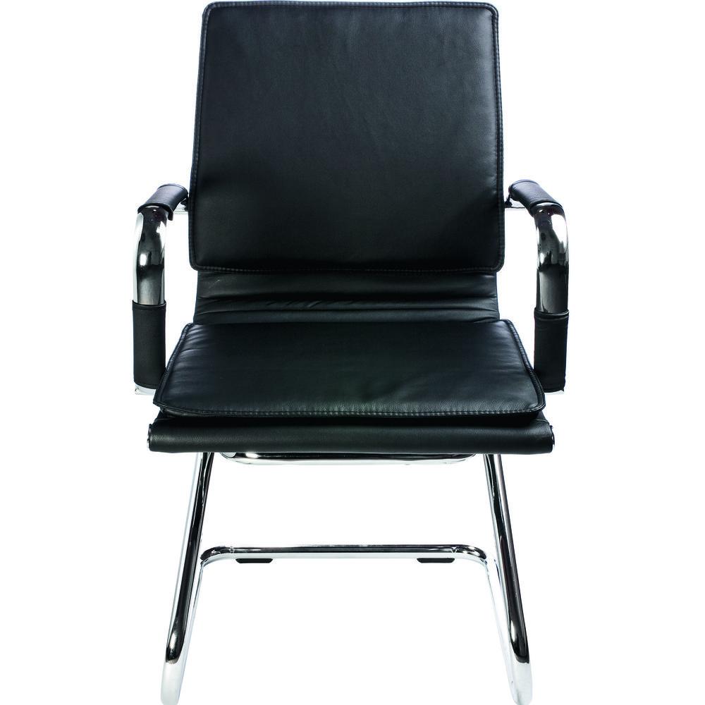 Компьютерное кресло Бюрократ CH-993-Low-V черный оплетка на руль senator vermont экокожа цвет черный диаметр 40 см
