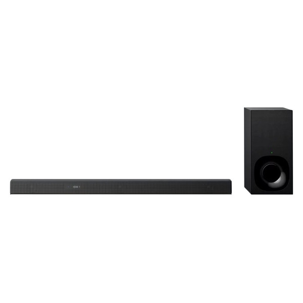 Саундбар Sony HT-ZF9 черного цвета