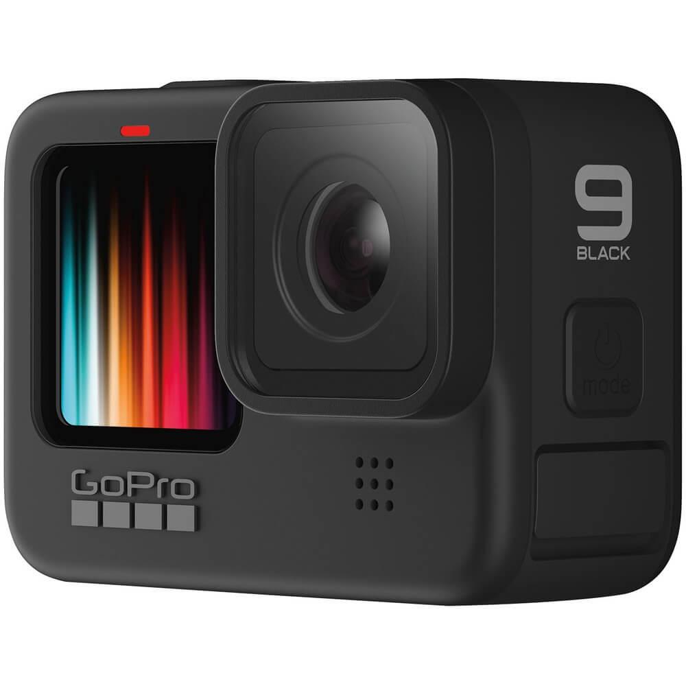 Экшн-камера GoPro HERO9 Black Edition (CHDHX-901-RW) HERO9 Black Edition (CHDHX-901-RW)