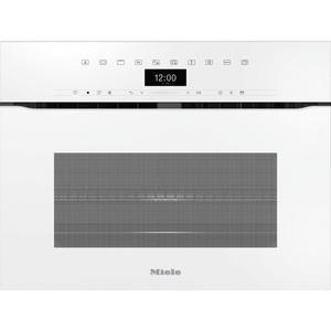 Духовой шкаф Miele H7440BMX BRWS бриллиантовый белый