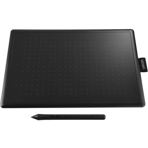 Графический планшет Wacom One 2 Medium CTL-672-N Black/Red