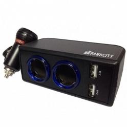 Автомобильное зарядное устройство ParkCity SM-222