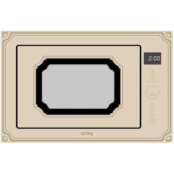 Встраиваемая микроволновая печь Korting KMI 825 RGB Byzantium фото
