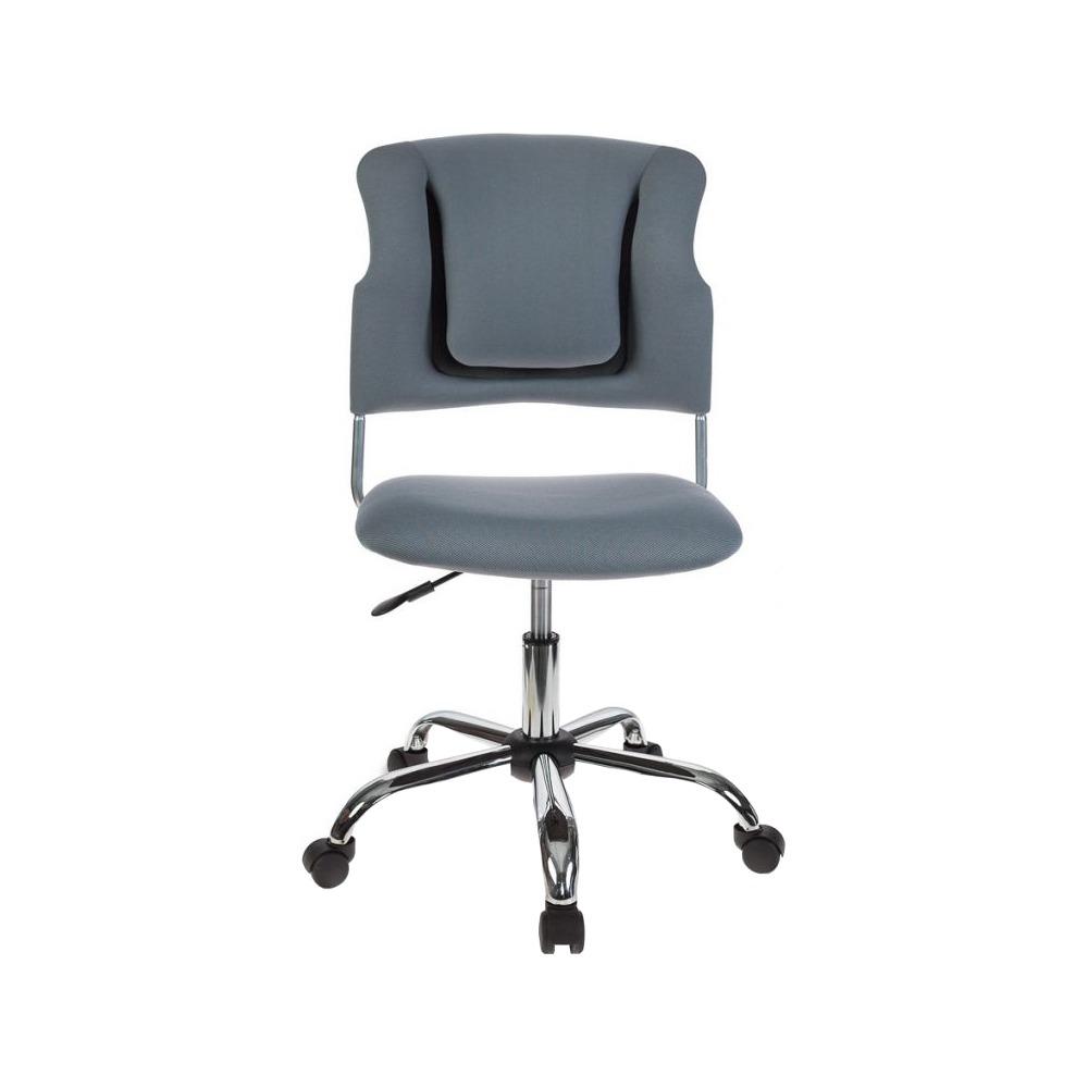 Компьютерное кресло Бюрократ CH-322 серый