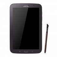 Планшет 8 - 9 дюймов Samsung GalaxyNote 8.0 16Gb Wi-Fi+3G Мегафон, Brown-black (GT-N5100NKAMGF)