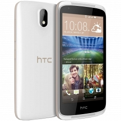Смартфон HTC Desire 326G dual sim terra White