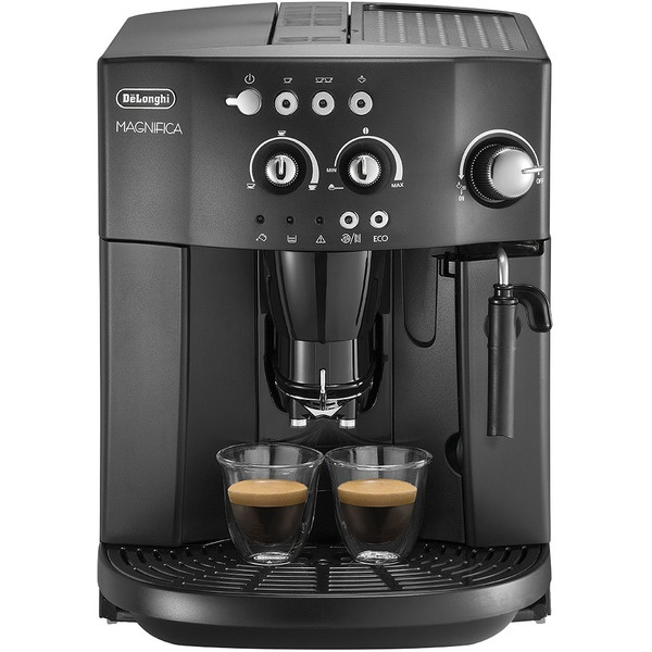 Кофемашина Delonghi ESAM 4000.B черного цвета