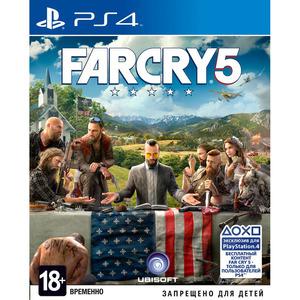 Far Cry 5 PS4, русская версия