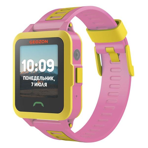 Детские умные часы GEOZON Active Pink фото