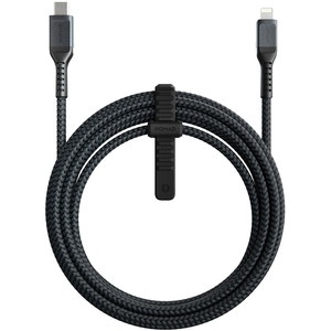 Nomad USB Type-C - Lightning NM01A11000, 3 м, черный
