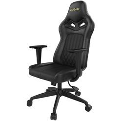 Компьютерное кресло Gamdias HERCULES E3-B black, подсветка RGB