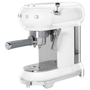 Кофеварка Smeg ECF01WHEU