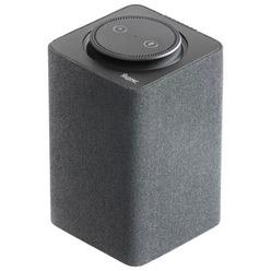 Портативная акустика Яндекс. Станция с голосовым ассистентом Алиса, черная