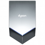 Dyson Airblade HU02 никель