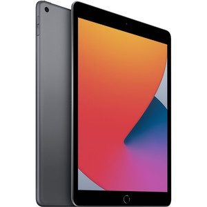 Планшет Apple iPad (2020) 10.2 Wi-Fi 32GB серый космос