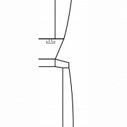 Установочный комплект Miele WTV417 белый лотос