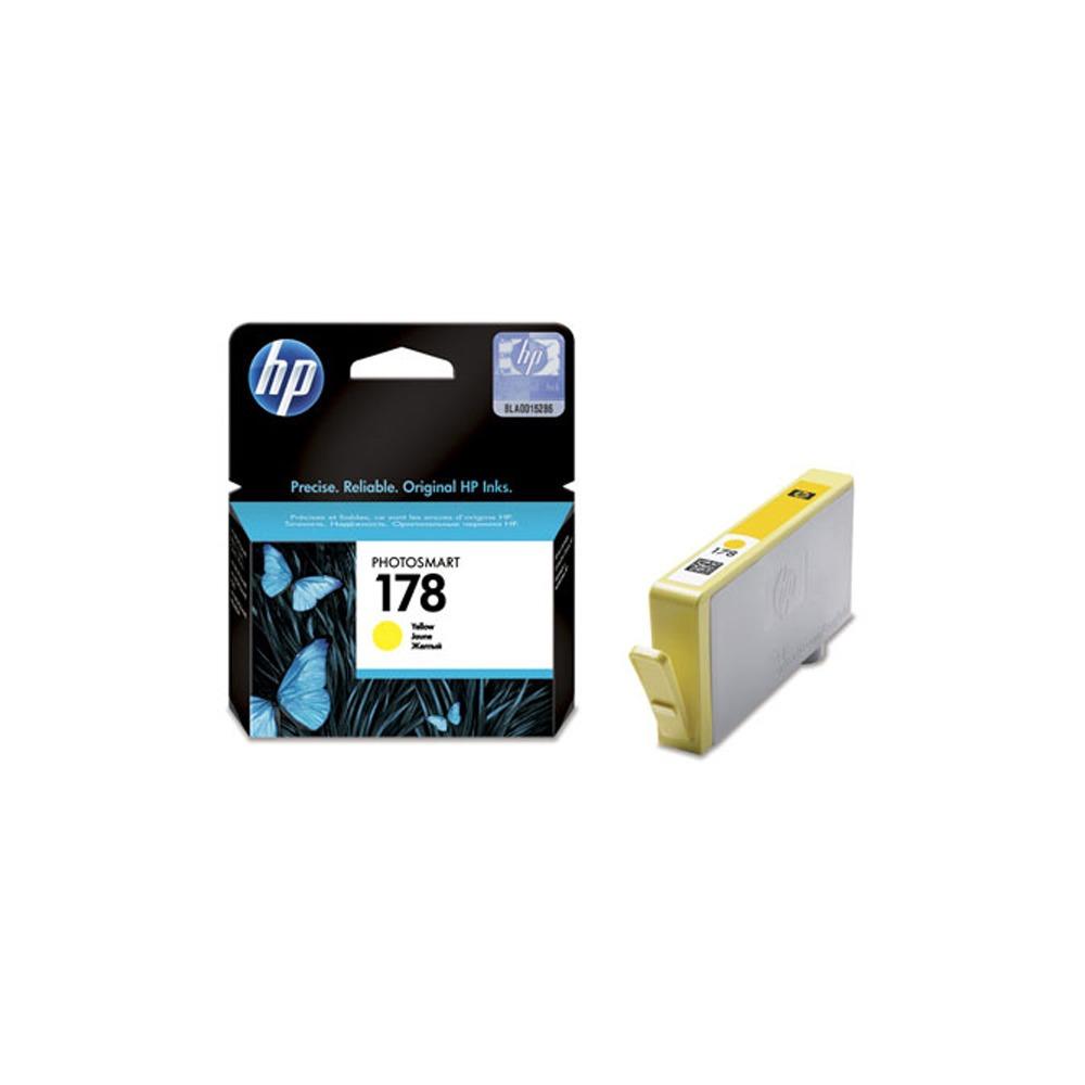 hp cb320he 178 yellow Картридж HP N178 жёлтый (CB320HE)