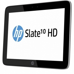 Планшет HP Slate 10 HD 16Gb + 3G silver (3603er)