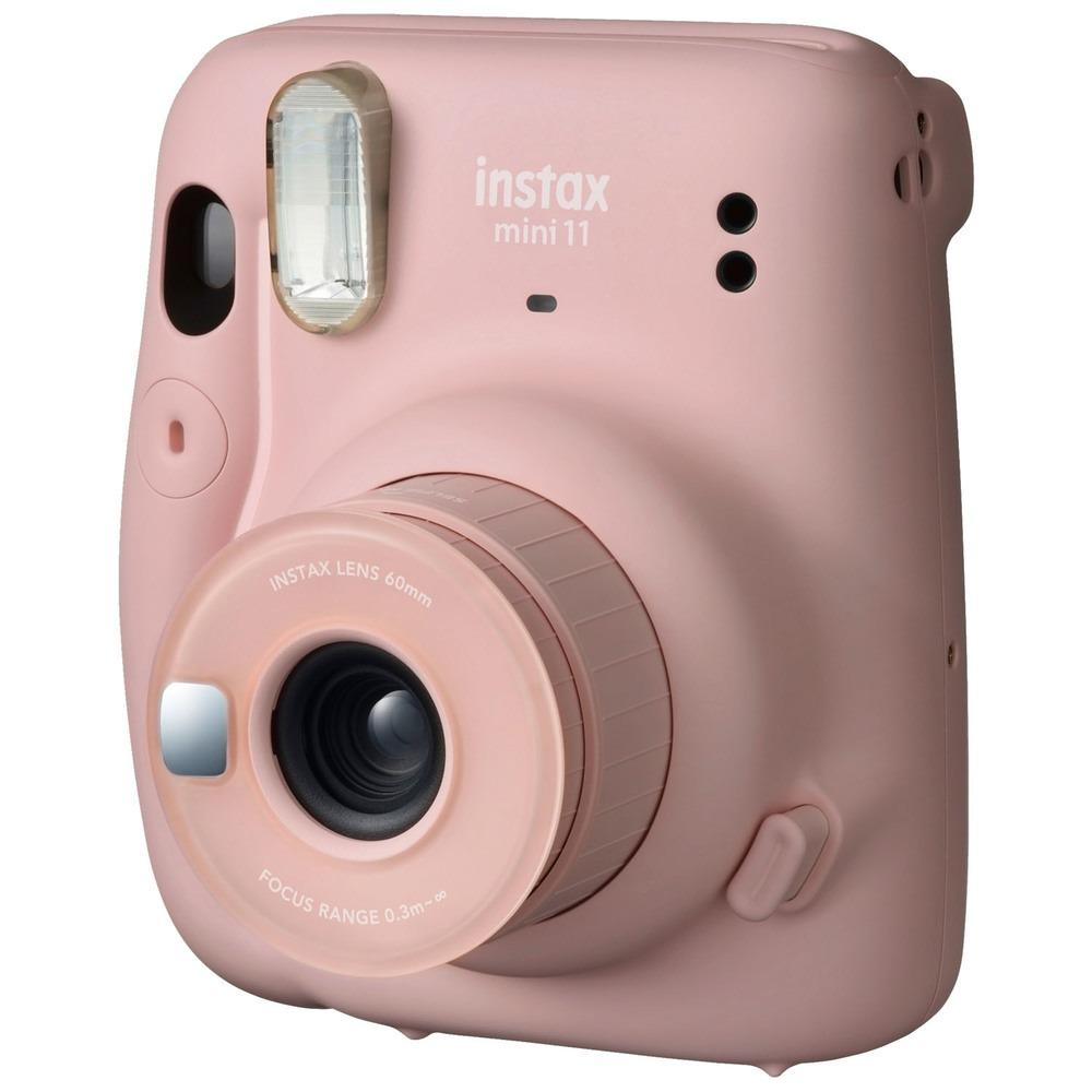 Фотоаппарат мгновенной печати Fujifilm Instax Mini 11 Blush Pink