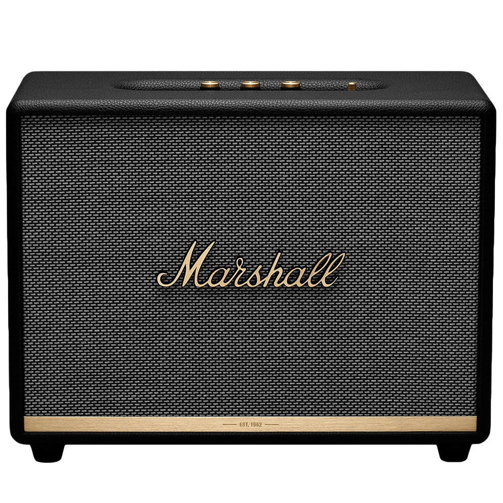 Портативная акустика Marshall Woburn II Black черного цвета
