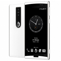 Смартфон Lumigon T3 steel white