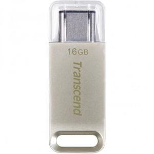 Transcend JetFlash Pen Drive 16GB silver (TS16GJF850S)