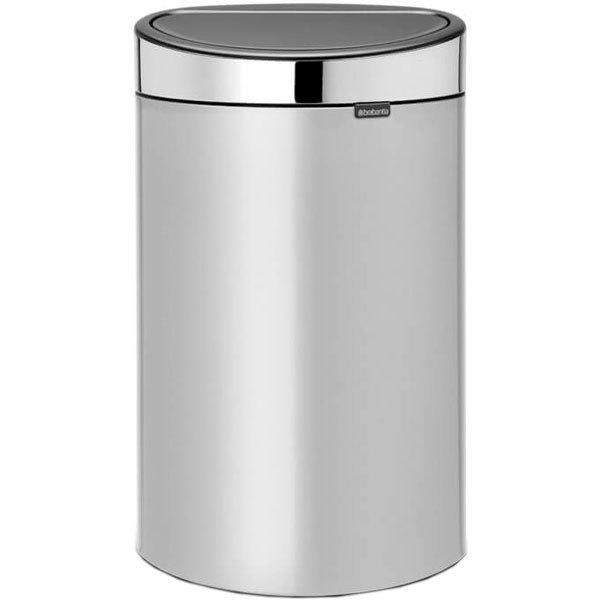 Ведро для мусора Brabantia Touch Bin New 114861 фото