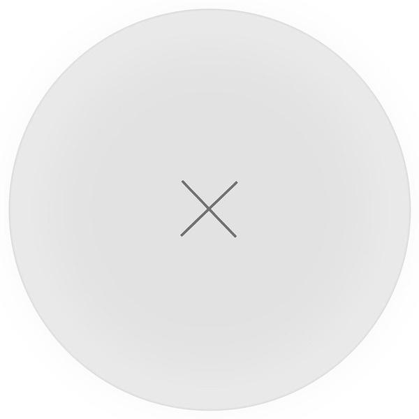Беспроводное зарядное устройство Momax Q Pad X Ultra Slim белый (UD6W/48)