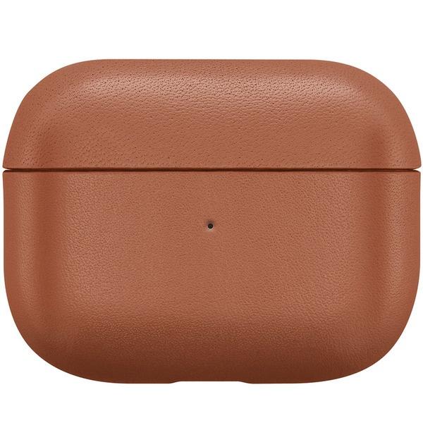 Чехол для AirPods Native Union Leather Case APPRO-LTHR-BRN-AP коричневый