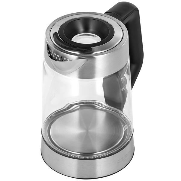Чайник Polaris PWK 1702CGL серебристого цвета