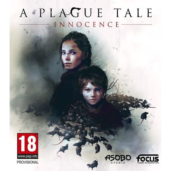Plague Tale: Innocence PS4, русские субтитры Plague Tale: Innocence PS4, русская версия фото