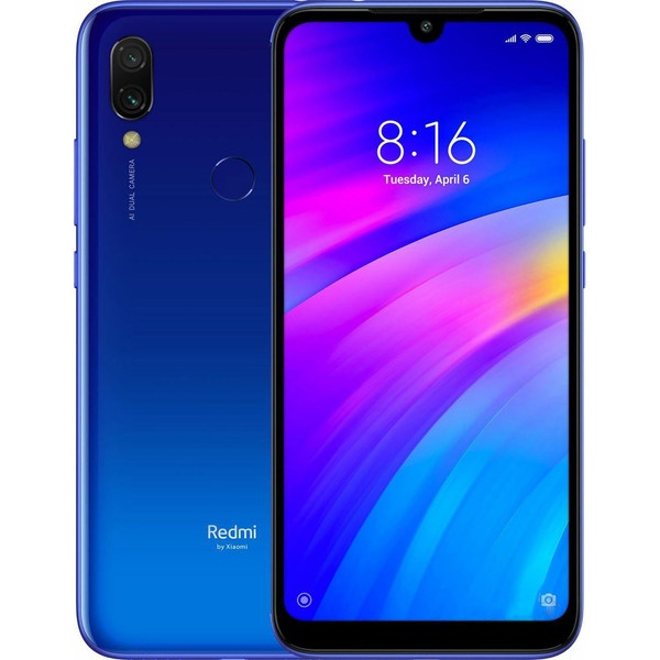 Смартфон Xiaomi Redmi 7 32GB Blue