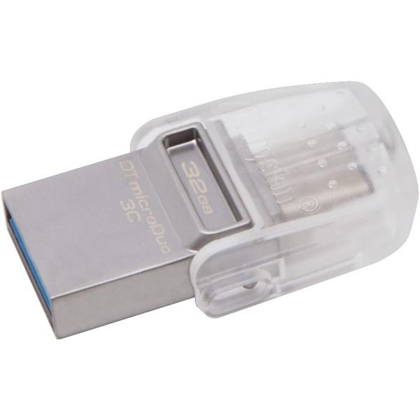 USB Flash drive Kingston DataTraveler MicroDuo 3C 32GB фото