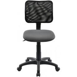 Компьютерное кресло Бюрократ CH-295 черно-серый