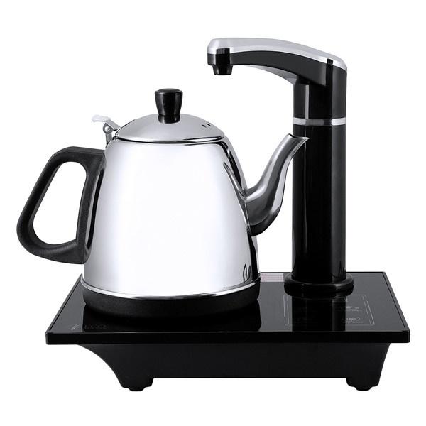 Чайный столик-помпа Ecotronic TBP-1 (11505) черный фото