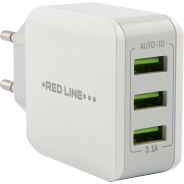 Red Line Superior Y3 3.1A Fast Charger