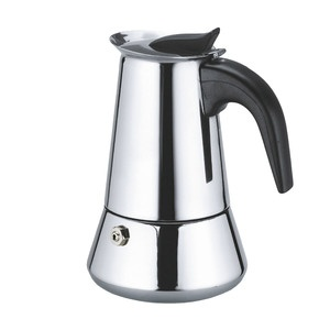 Гейзерная кофеварка Italco Induction