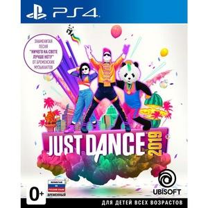Just Dance 2019 PS4, русская версия