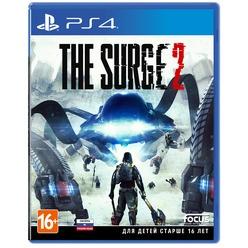 Surge 2 PS4, русские субтитры