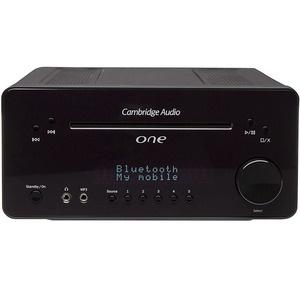Ресивер Cambridge Audio One Black