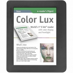 Электронная книга PocketBook 801 Color Lux grey
