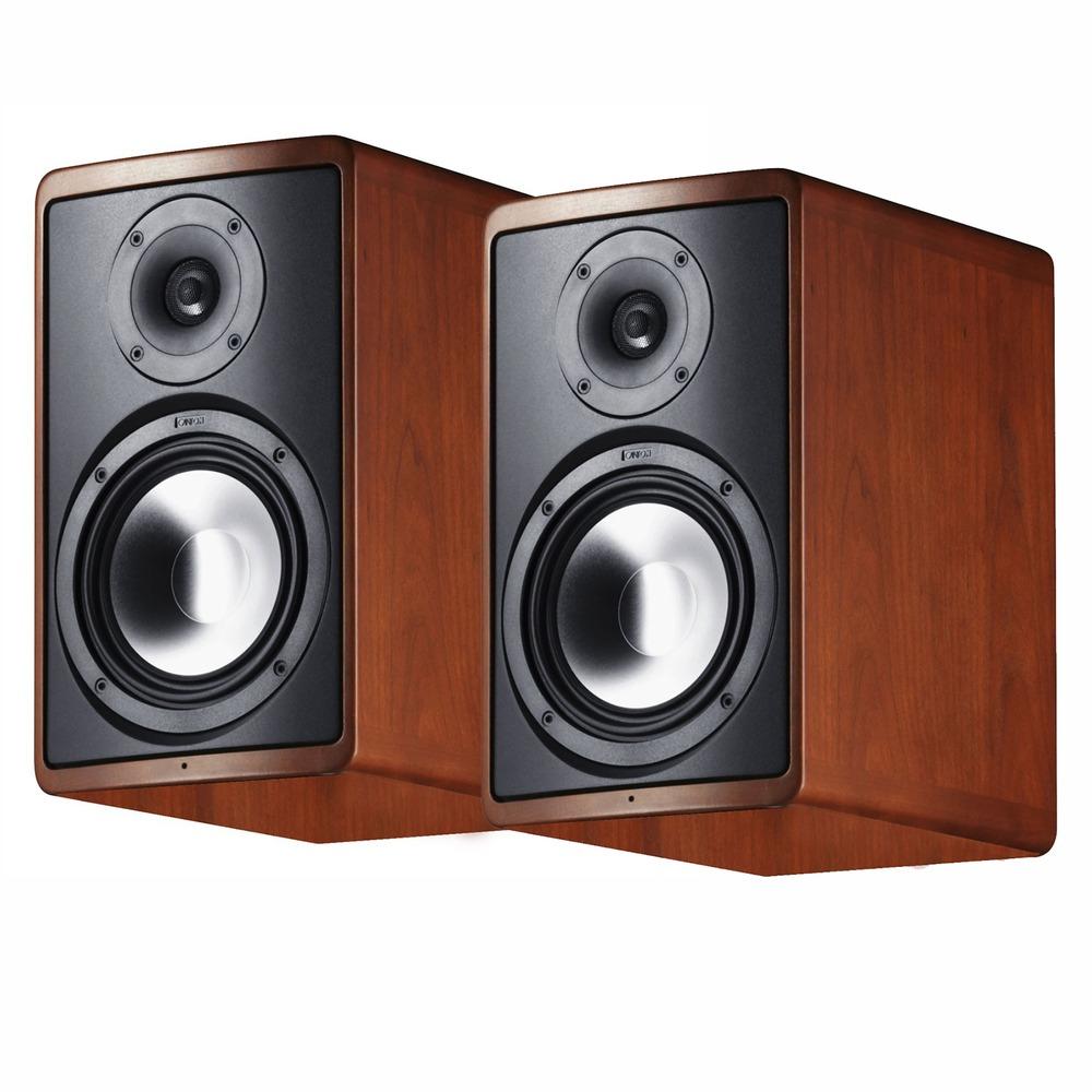 Акустическая система Canton Ergo 620 wenge коричневого цвета