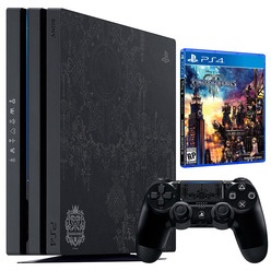 Игровая приставка Sony PlayStation 4 PRO 1000 Gb Kingdom Hearts III