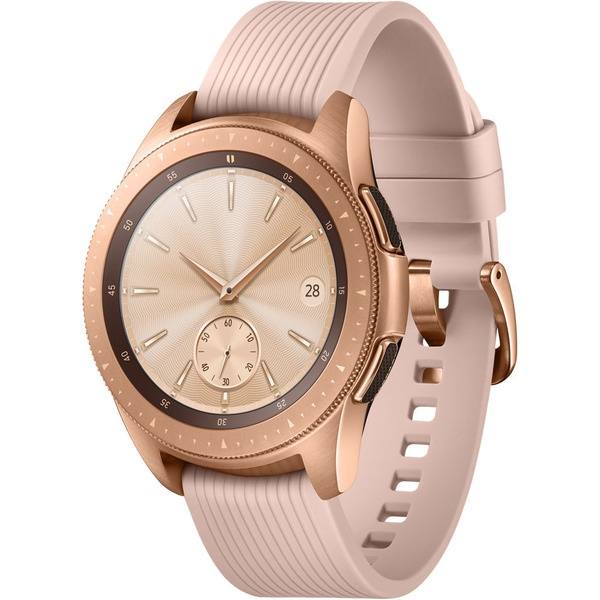 Смарт-часы Samsung Galaxy Watch 42 SM-R810 Rose Gold фото