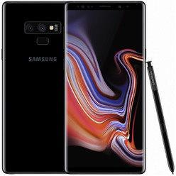 Смартфон Samsung Galaxy Note9 SM-N960FZKDSER черный